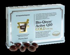 BIO-QINON Q10 GOLD 100MG 30 KAPS